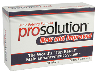 Prosolution Pills