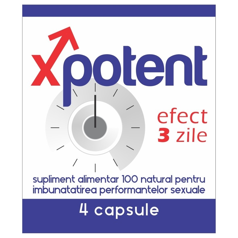 XPotent - efect 3 zile